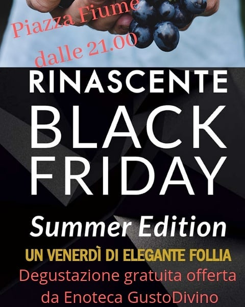 la Rinascente -  BLACK FRIDAY
