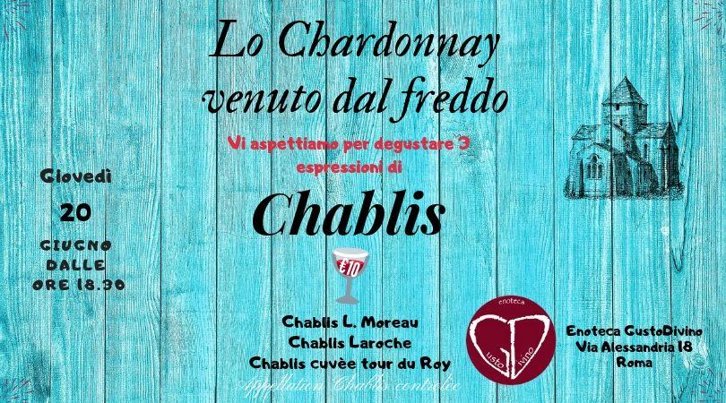 Degustazione di Chablis