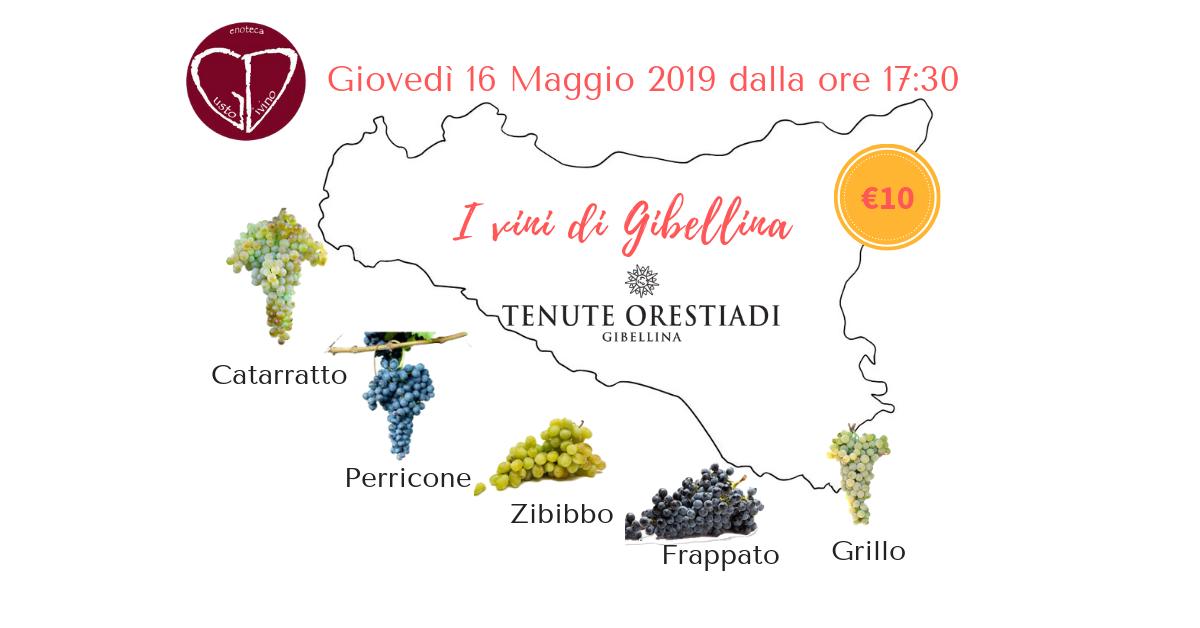 I vini di Gibellina