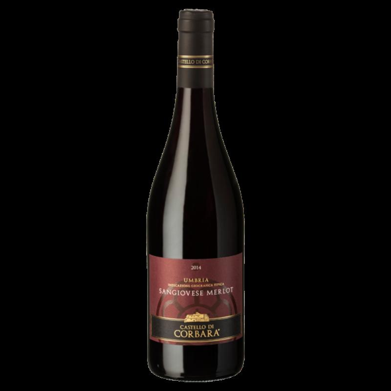 Sangiovese-Merlot-Umbria-IGT